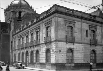 Edificio, fachadas