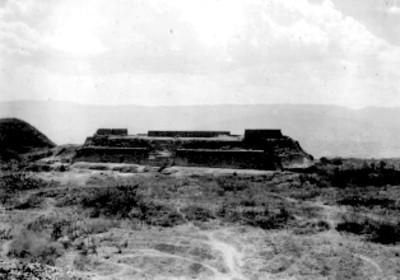 9 Templo de los Danzantes después de la reconstrucción