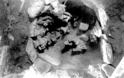 Ofrenda de muñecos In situ 2-52