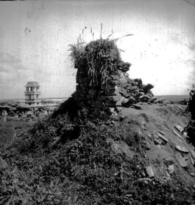 Templo sin excavar