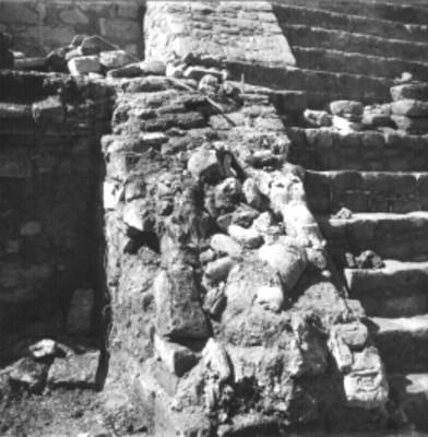 Alfarda del Templo 14, vista parcial