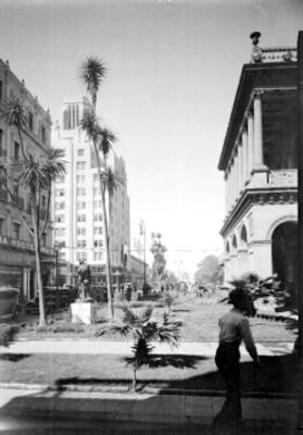 Edificio de la Nacional, vista parcial
