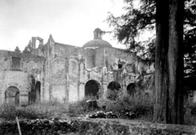 Convento del Desierto de los Leones