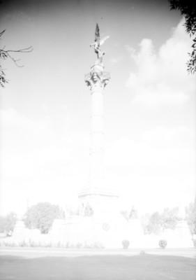 Columna de la Independencia, vista general