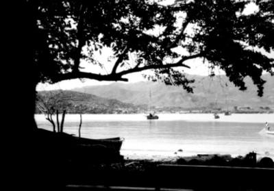 Bahía, vista parcial