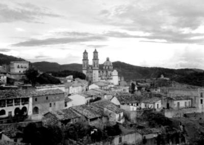 Taxco, panorámica