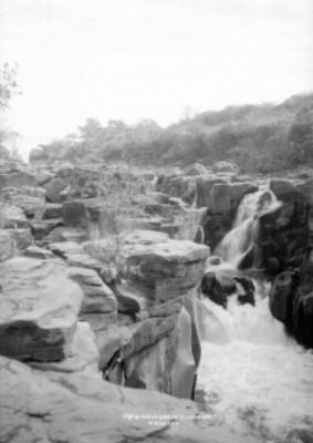 Cascada, vista parcial