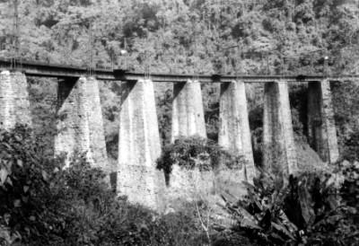 Puente de Metlac, vista parcial