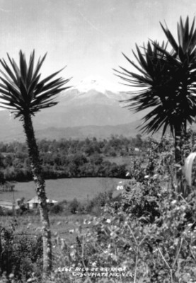 Pico de Orizaba, panorámica