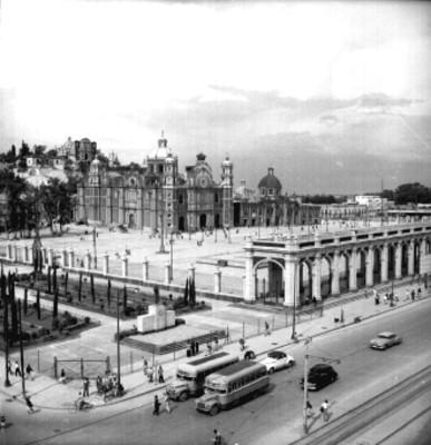 Villa de Guadalupe, panorámica