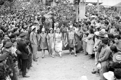 Escenificación de la Pasión de Cristo en Iztapalapa