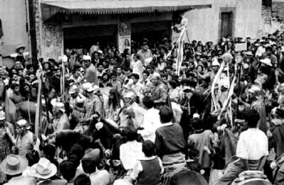 Representación de la Pasión de Cristo en Iztapalapa