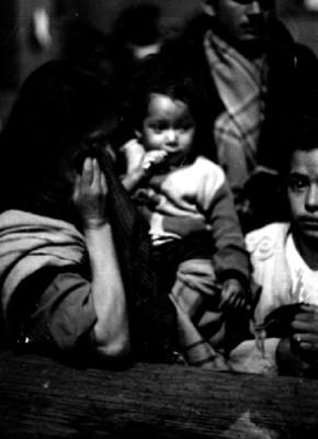 Mujer e hijos rinden su declaración ante al Ministerio Público