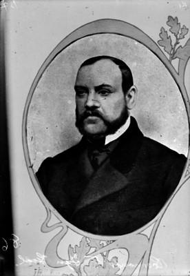 Ignacio Comonfort, Presidente de México, retrato