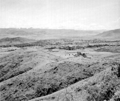Zona arqueológica de Monte Albán y alrededores
