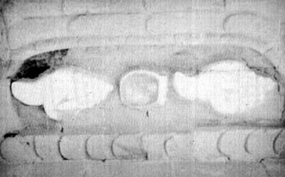 Relieves de Caracoles en un edificio