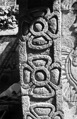 Relieves del Palacio de los Caracoles emplumados