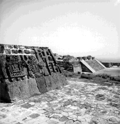 Edificio arqueológico de Xochicalco