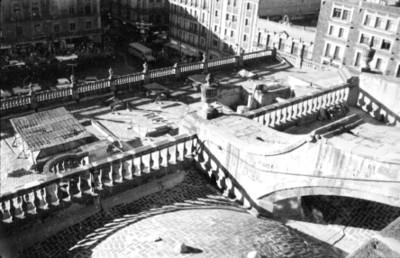 Azotea de la Catedral, detalle