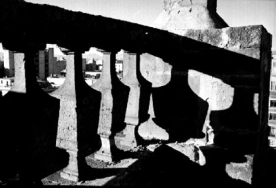 Balaustradas de la Catedral