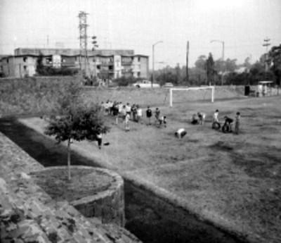 Futbolistas durante un entrenamiento