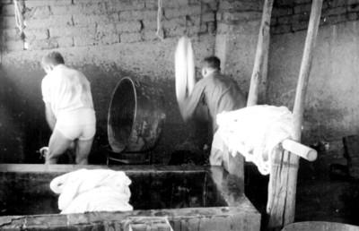 Artesanos lava lana