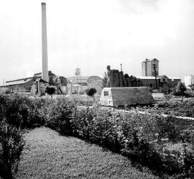 Sistemas de riego funcionando en el ingenio azúcarero Xicohténcatl