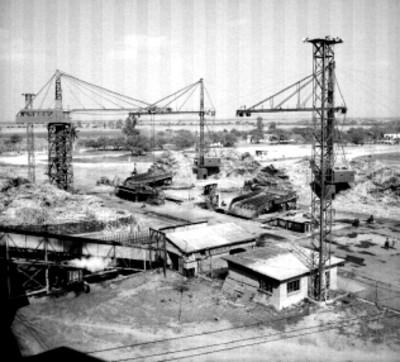 Instalación industrial del ingenio de Xicoténcatl