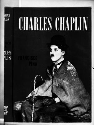 Portada de un libro titulado Charles Chaplin