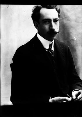 Alfonso Cravioto Mejorada, periodista y político, retrato