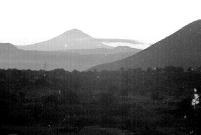 Montañas, panorámica