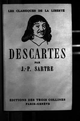 Descartes, filósofo francés, retrato