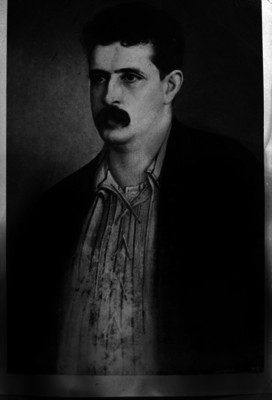 Salvador Díaz Mirón, poeta y diputado, retrato
