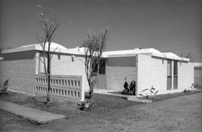 Casa en la unidad habitacional Patria