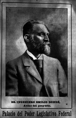 Emilio Dondé Preciat, reprografía