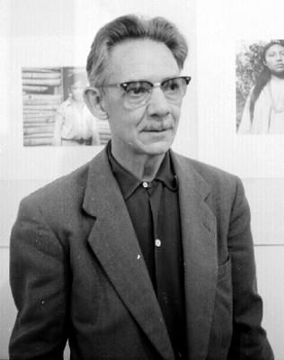 Manuel Alvarez Bravo, retrato
