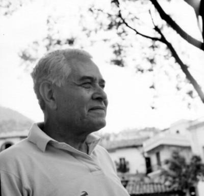 Rufino Tamayo, retrato