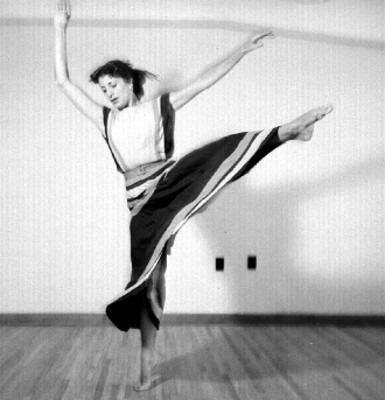 Norte, ensayo de ballet