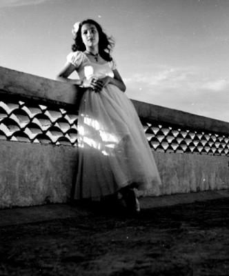 Rocio Sagaón interpreta el vuelo del alma