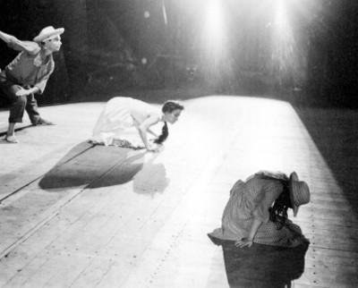 El bracero, escena del ballet