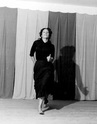 Magda Montoya, en escena