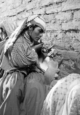 Mujeres Coras y Huicholes