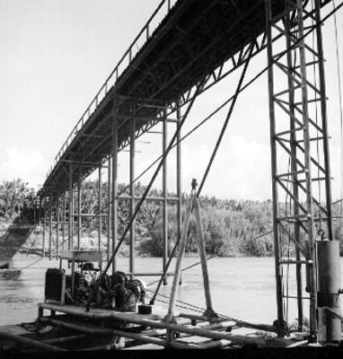 Río grIjalva, puente