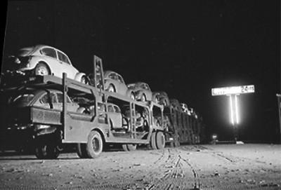 Transportadora de VW o madrina