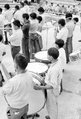 Mixes en una orquesta