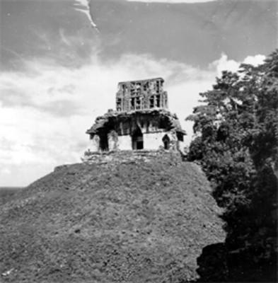 """""""Templos del Norte"""", zona de Palenque"""
