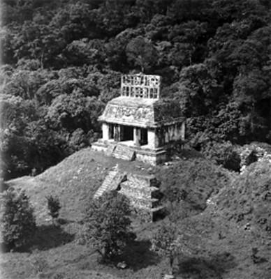 Vista general del Templo del Sol
