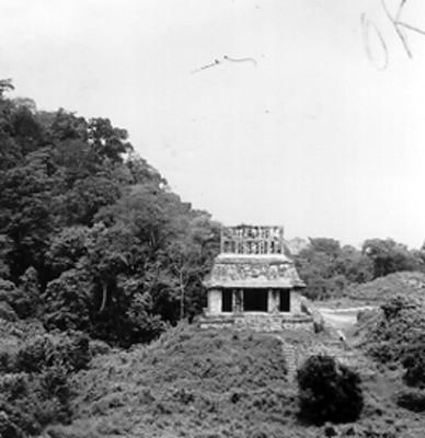 Templo del Sol, panorámica