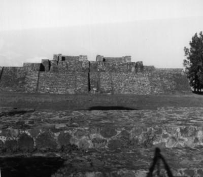 Edificio 1 de Teopanzolco