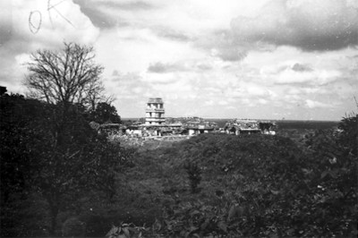 El Palacio de Palenque, vista general
